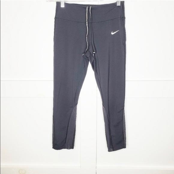 Nike Running Dry Fit Leggings - Small